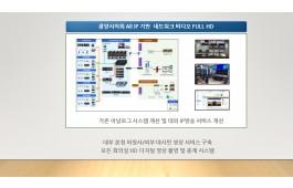 광양시의회 신기술 ALL IP 기반 HD 디지털 솔루션 공급